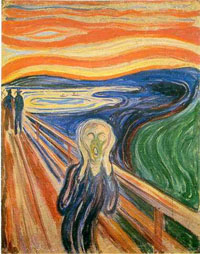 The Scream :: Edvuard Munch